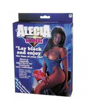 Alecia 3 Hole Sex Doll