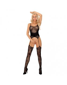 Corsetti Jeanin Crotchless Body UK Size 8 to 12