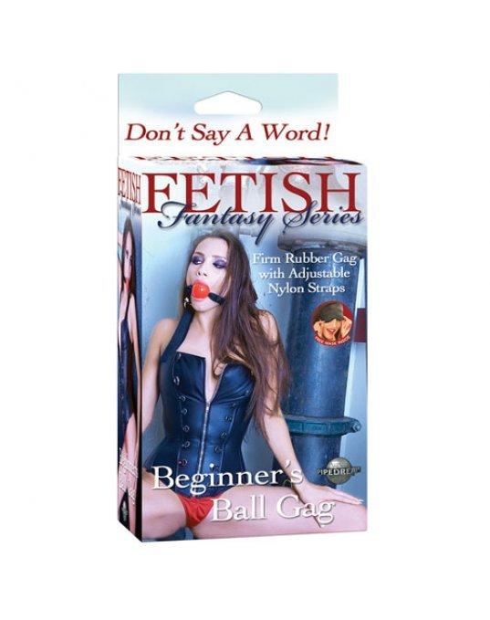 Fetish Fantasy Series Beginners Ball Gag