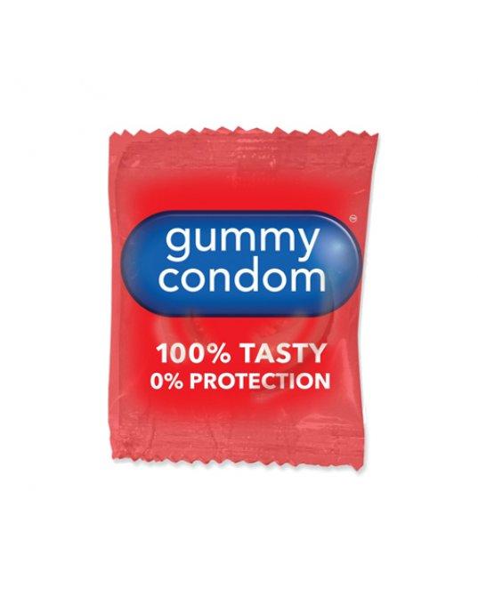 Gummy Condoms x10