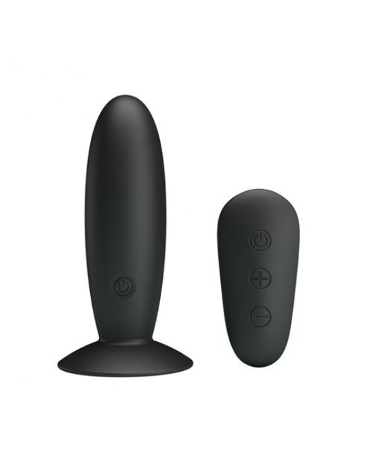 Mr Play Remote Control Vibrating Anal Plug