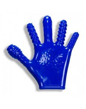 Oxballs Finger Reversible JO Penetration Glove Police B