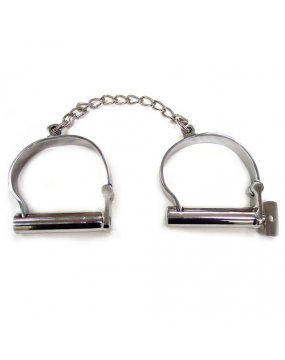 Rouge Stainless Steel Ankle Shackles