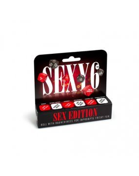 Sexy 6 Dice Sex Edition