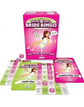 Bride Bingo