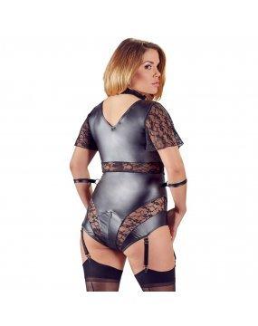 Cottelli Plus Size Bondage body