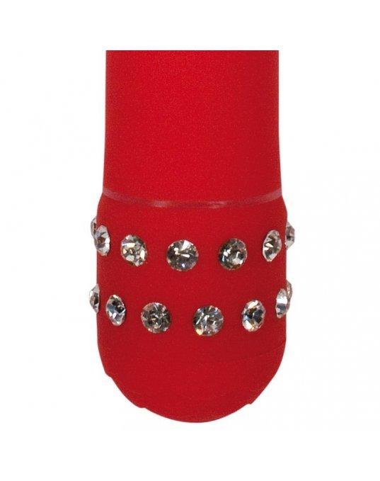 Toy Joy Diamond Red Petit Mini Vibrator