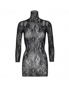 Leg Avenue Floral Lace Mini Dress UK 18 to 22