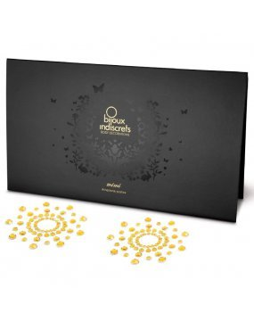 Bijoux Indiscrets Mimi Nipple Jewels Gold