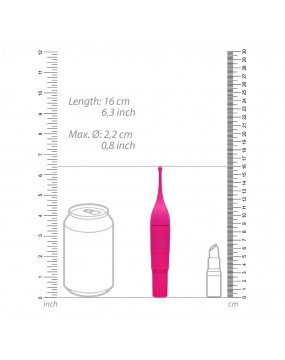 Pinpoint Precision Clitoral Tickler