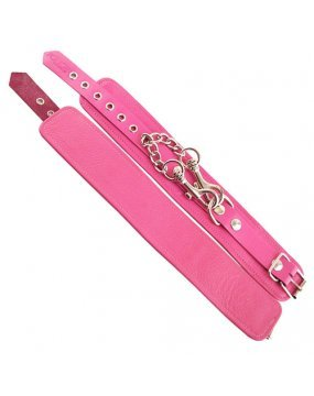 Rouge Garments Ankle Cuffs Pink