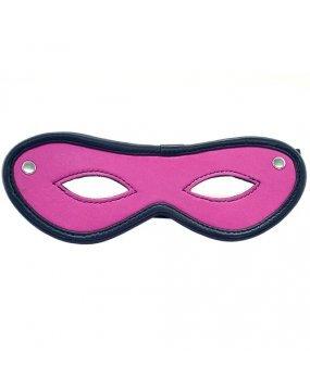 Rouge Garments Open Eye Mask Pink