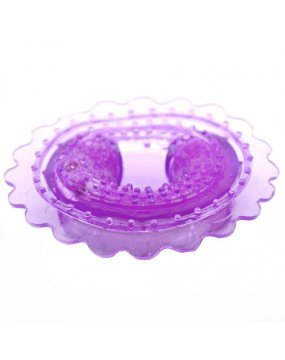 Nipple Vibrators Purple