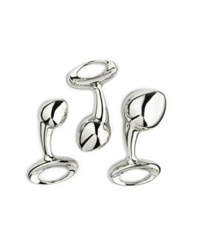 Njoy Pure Plugs Small Stainless Steel But Plug